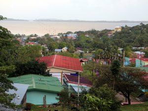 Le traitement des eaux usées par des jardins filtrants à blueEnergy Nicaragua