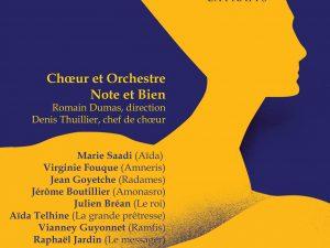 Concert de l'association Note et Bien le 15 juin en faveur de blueEnergy !