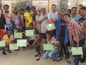 Le programme de renforcement de capacités du partenaire local MCMDO en Éthiopie