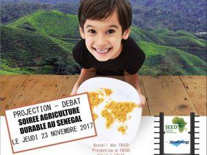 Save the date ! Projection-débat sur l'agroécologie le jeudi 23 novembre