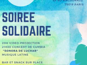 Soirée Solidaire : 15 ans blueEnergy !
