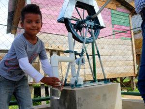 Construction de 2 puits dans la périphérie de Bluefields, au Nicaragua !